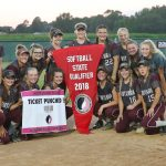 mustangs qualify for the state tournament