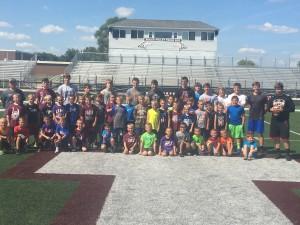 Youth Football Camp Grades K-4