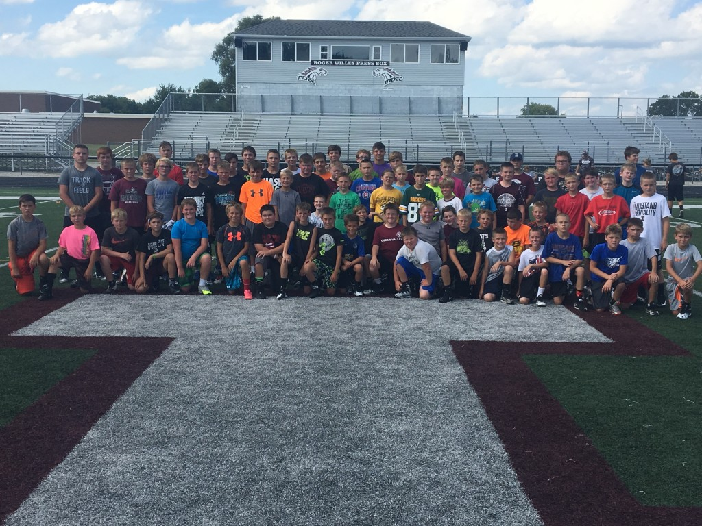 Youth Football Camp Grades 5-8