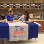 Astleford signing to be on dance team