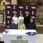 Brooke Beatty signs letter of intent