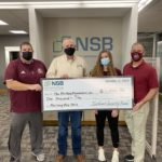 NSB donates to Mustang Way Park campaign