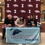 Reece Martin signs letter of intent